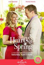 Proljetna srca - poster