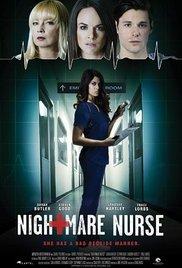 Paklena medicinska sestra - poster