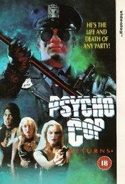 Povratak policajca psihopate - poster