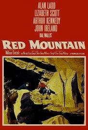 Crvena planina - poster