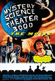 Mystery Science Theater 3000: Film - poster