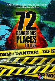 72 Opasna mesta za život - poster