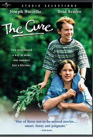 The Cure - poster