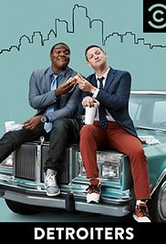 Detroiters - poster