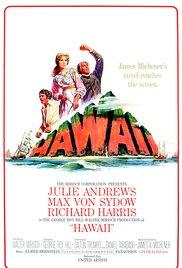 Havaji - poster