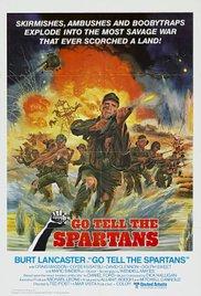 Idi, reci Spartancima - poster