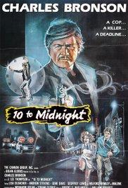 10 minuta do ponoći - poster