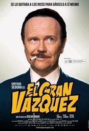 Veliki Vazquez - poster