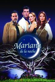 Ukleta Marijana - poster