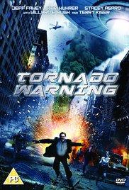 Upozorenje: Tornado - poster