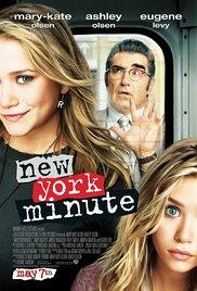 Dan u New Yorku - poster