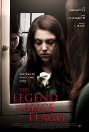 Legenda o Alice Flagg - poster