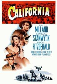 Kalifornija - poster