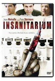 Insanitarium - poster