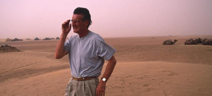 Sahara s Michaelom Palinom