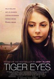 Tigrove oči - poster