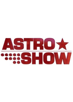 Astro show - poster