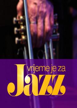 Vrijeme je za jazz: Jazz orkestar HRT-a, Doug Richards, Rex Richardson - poster