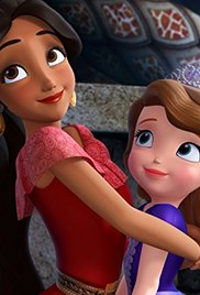 Elena and the Secret of Avalor - poster