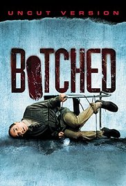 Botched - poster