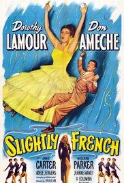 Lažna Francuskinja - poster
