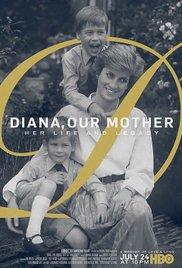 Diana, naša majka: Život i nasljeđe - poster