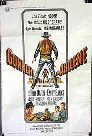 Dvoboj u Abilene - poster