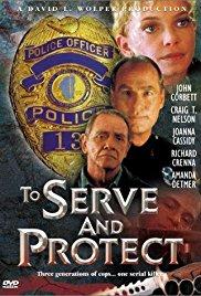U službi zakona - poster