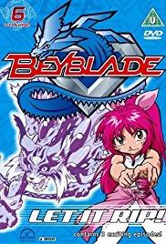 Beyblade - poster