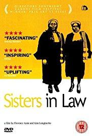 Sestre u zakonu - poster