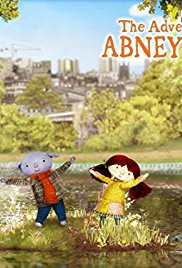 The Adventures of Abney & Teal - poster