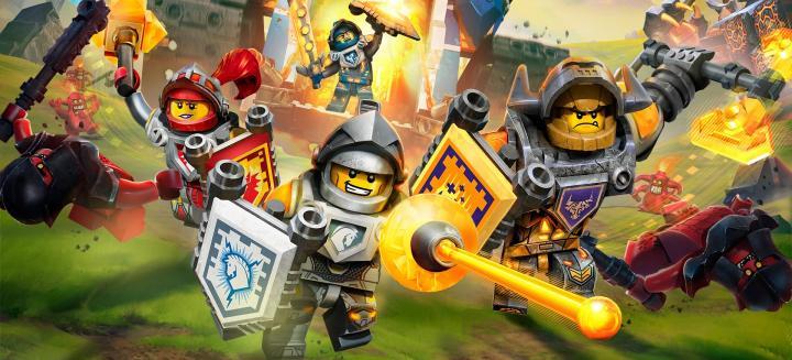 Lego Nexo vitezovi