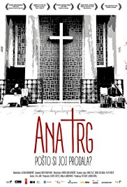 Ana trg - poster