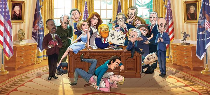 Naša karikatura od predsjednika