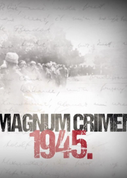 Magnum Crimen 1945. - poster