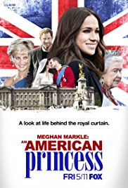 Meghan Markle: Američka princeza - poster