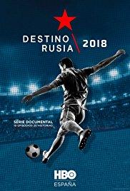 Odredište Rusija 2018 - poster