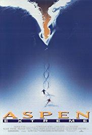 Škola skijanja u Aspenu - poster