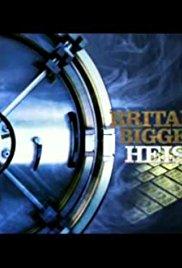 Najveće britanske pljačke - poster