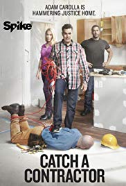 Catch a Contractor - poster