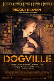 Dogville - poster