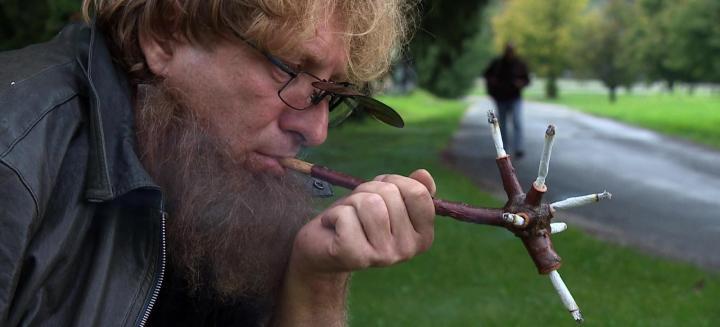 Etnoforenzičari: Dozvola za pušenje