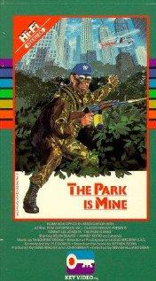 Park je moj - poster