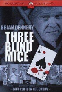 Tri slijepa miša - poster