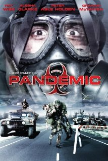 Pandemija - poster