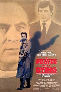 A Prayer For The Dying - poster