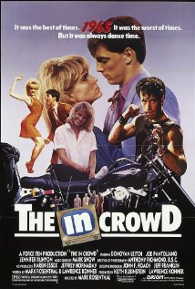 The In Crowd - poster