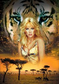 Sheena: Kraljica džungle - poster