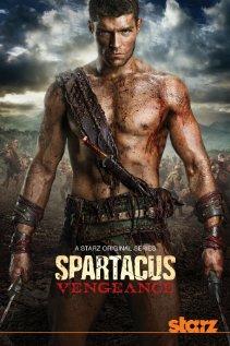 Spartak - Osveta: Bjegunci - poster