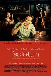 Faktotum - poster